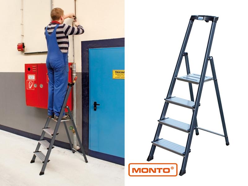Лестница — стремянка Securo