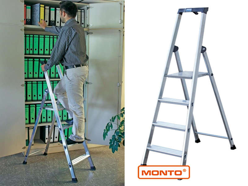 Лестница – стремянка Solido