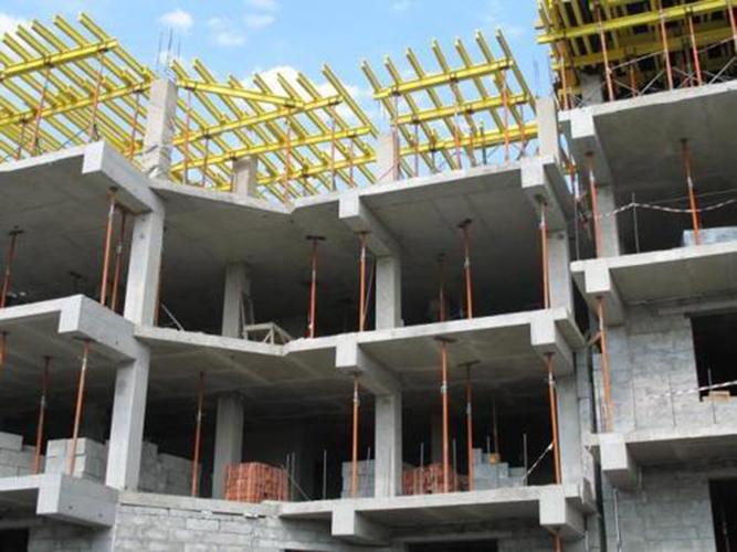 Выгодна ли аренда опалубки перекрытий: цена 1м2 конструкции и ее элементов