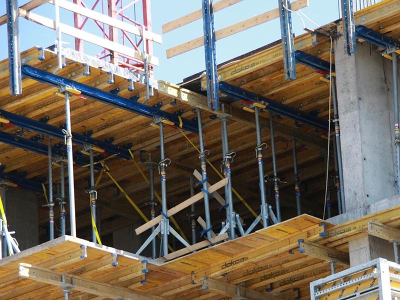 Применение в жилищном строительстве