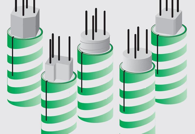 Виды колонн