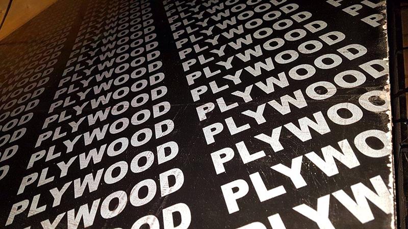 Фанера из Китая ТМ Plywood