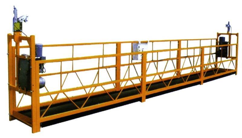 Строительная платформа ZLP 630