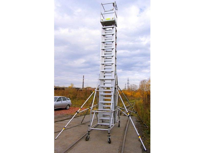 Телескопический подъёмник Темп